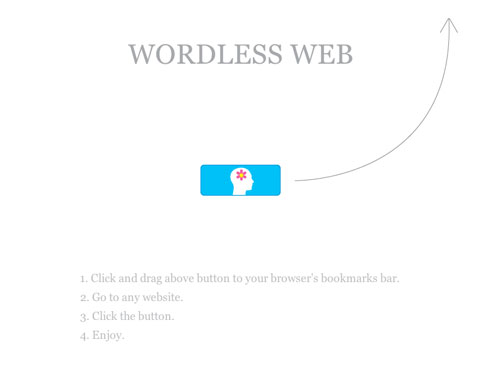 WordLess Web